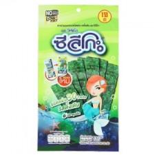 Оригинальный Вкус Жареные Водоросли 30 Упаковок - Original Flavour Roasted Seasoned Seaweed 30 Packs