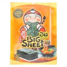 Том Ям Гунг жареный аромат корейский Стиль большой лист жареные водоросли 12г