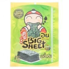 Оригинальный аромат по корейски жареные большой лист водорослей 12г