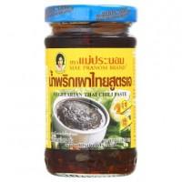 Вегетарианскская тайская паста Чили  - Vegetarian Thai Chili Paste 114 g