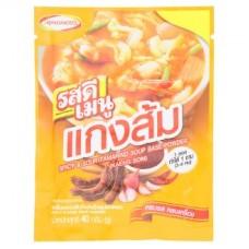 Пряный и кислый Тамариндовый суп базовый порошок (Каенг сом) 40г