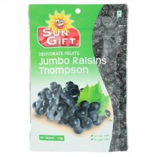 Изюм Джамбо Томпсон -  Jumbo Raisin Thompson Dehydrate Fruits 120г