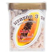 Приправленная сушеной папайи 50г