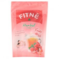 Чай - Fitnè Lychee Flavour Herbal Infusion 15pcs
