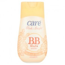Пудра (тальк) - Care Blink & Bright Natural Touch BB Gluta Powder 40g