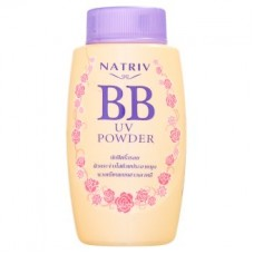 Пудра (тальк) - Natriv BB UV Powder 40g