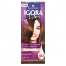 Краска для волос - Igora Colors 4-60 Medium Brown Chocolate Intensive Color Cream 1 Set