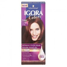 Краска для волос - Igora Colors 3-68 Dark Brown Aubern Red Intensive Color Cream 1 Set