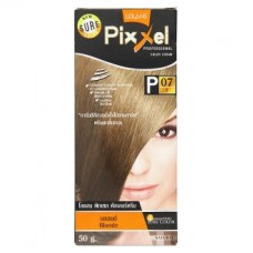 Краска для волос - Lolane Pixxel P07 7 Blonde Color Cream 1 Set