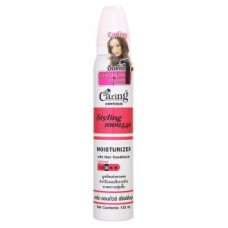 Стайлинг - Caring Contour Styling Mousse Moisturizer with Hair Conditioner 130ml