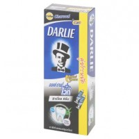 Зубная паста - Darlie All Shiny White Charcoal Clean Fluoride Toothpaste 140g x 2pcs