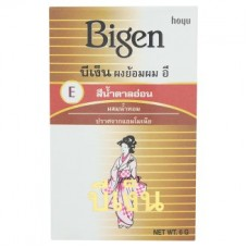 Краска для волос - Bigen E Chocolate Colored Permanent Powder Hair Dye 6g