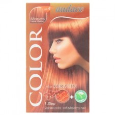 Краска для волос - Audace Color Plus Keratin No.4 Copper Chestnut Hair Colorant 1 Set