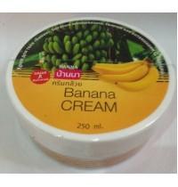 Крем для тела Банан Banna, 250 мл