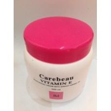 Крем для тела с витамином Е и экстрактом из абрикосовых косточек Carebeau, 500 мл