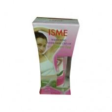 Отбеливающий крем для подмышек с зеленым чаем ISME, 15 гр