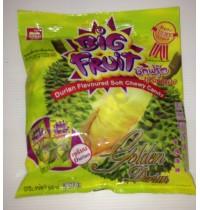 Жевательные конфеты Дуриан Big Fruit Mitmai, 110 гр