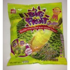 Тайский продукт Жевательные конфеты Дуриан Big Fruit Mitmai, 110 гр из Таиланда