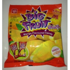 Жевательные конфеты Манго Big Fruit Mitmai, 150 гр