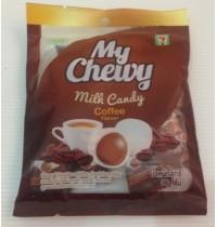 Жевательные молочные конфеты Coffee Flavor, 72 гр