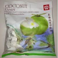 Жевательные кокосовые конфеты Mitmai, 110 гр
