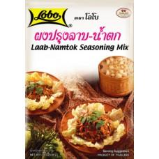 Тайский продукт Leab-namtok приправа морской микс - Lobo купить из Таиланда в интернет-магазине - Thai Brand
