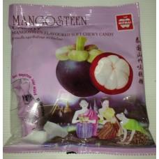 Тайский продукт Жевательные конфеты из Мангостина Mitmai, 110 гр купить из Таиланда в интернет-магазине - Thai Brand