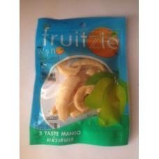 Тайские зеленые сушеные манго