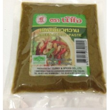 Зеленый Карри паста Nam Jai Brand, 100 гр