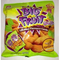 Жевательные конфеты с тамариндом Big Fruit Mitmai, 150 гр