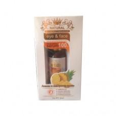 Сыворотка для лица с экстрактом ананаса, 30 мл