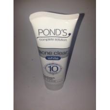 Пенка для умывания White Acne Clear Pond's, 50 гр
