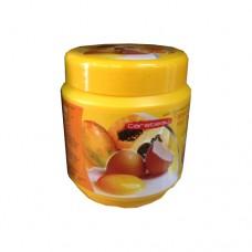 Лечебная маска для волос Папайя и Яичный желток Carebeau, 500 мл