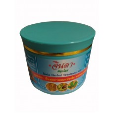 Маска для волос с Кератином Ginseng  Jinda Herbal Treatment Oil - Jinda, (400 мл)