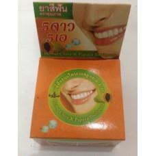 Травяная зубная паста с экстрактом гвоздики и папайи 5 Star , 25 гр