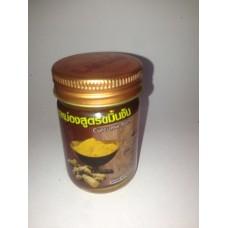 Тайский бальзам с куркумой и имбирем  Kongka Herb, 50 гр