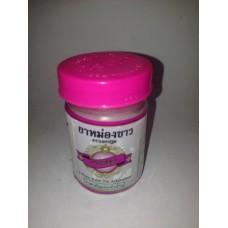 Тайский белый бальзам Kongka Herb, 50 гр