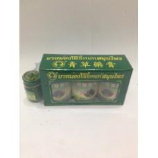 Массажный зеленый бальзам Phoyok, набор 3 штуки + 1
