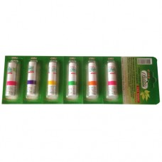 Тайский ингалятор - Green Herb (Лента 6 шт)