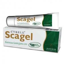Гель для удаления шрамов и растяжек Scagel, 9 гр