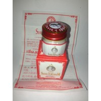 Белый бальзам Siang Pure Balm, 12 гр