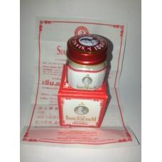 Тайский продукт Белый бальзам Siang Pure Balm, 12 гр купить из Таиланда в интернет-магазине - Thai Brand