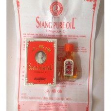 Лечебноe масло Siang Pure Oil Formula 1, 3 мл