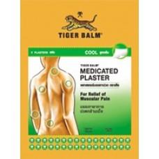 Пластырь с тигровым бальзамом обезболивающий и охлаждающий эффект, 7x10 2шт