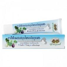 Травяная зубная паста с Мангостином Abhai Herb, 70 гр