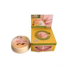 Травяная зубная паста с экстрактом гвоздики и ананаса 5 Star, 25 гр