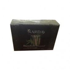 Бамбуковое черное мыло Narda, 100 г