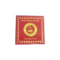Травяное мыло с экстрактом розы Care Spa Rose, 150 гр