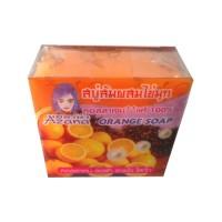 Апельсиновое мыло Azana, 60 гр