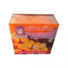 Апельсиновое мыло Azana, 65 гр